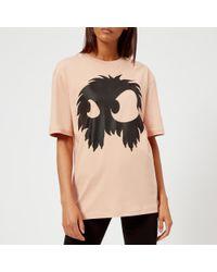 McQ - Women's Boyfriend Chester Monster Tshirt - Lyst