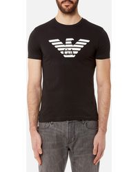 2dd66fe87 Men's Emporio Armani Clothing - Lyst