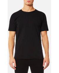 HUGO - Men's Deilly Raw Edge Box Fit Tshirt - Lyst