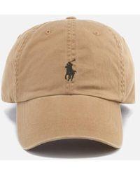 Polo Ralph Lauren | Men's Small Logo Cap | Lyst