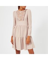 See By Chloé - See By Chloe Women's Lace Dress - Lyst