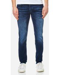 BOSS Orange | Men's Orange 90 Denim Jeans | Lyst