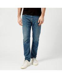 Emporio Armani - Men's 5 Pocket Slim Jeans - Lyst