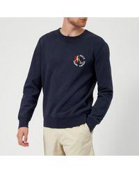 Polo Ralph Lauren - Men's Regatta Logo Sweatshirt - Lyst