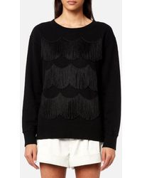 Marc Jacobs - Women's Classic Easy Fit Sweatshirt - Lyst