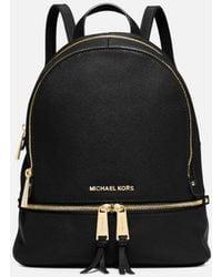 MICHAEL Michael Kors | Rhea Zip Backpack | Lyst