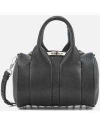 Alexander Wang - Women's Rockie Studded Pebble Leather Bag - Lyst