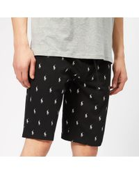 Polo Ralph Lauren - All Over Pony Shorts - Lyst