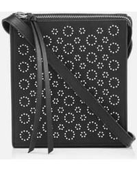 Elizabeth and James - Women's Sara Bag Rivets Cross Body Bag - Lyst