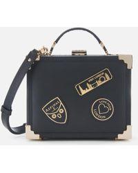 Aspinal - Women's Mini Trunk Bag - Lyst