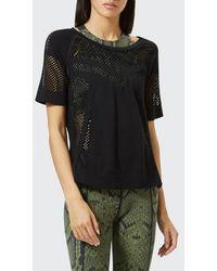 Varley - Women's Johnston Short Sleeve Tshirt - Lyst