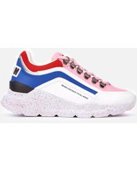 MSGM - Runner Style Trainers - Lyst