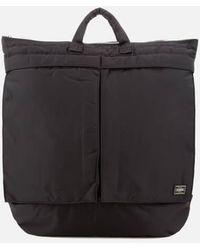 Porter - Tanker Helmet Bag - Lyst