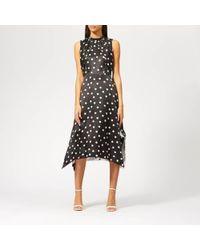 HUGO - Women's Kamali1 Printed Dress - Lyst