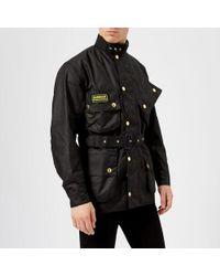 Barbour - Men's Original Wax Jacket - Lyst