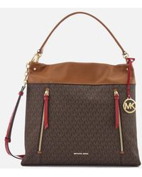 MICHAEL Michael Kors - Women's Lex Large Hobo Bag - Lyst