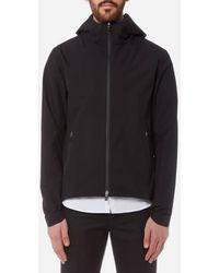 Herno - Men's Laminar Hooded Jacket - Lyst