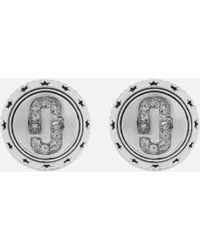 Marc Jacobs - Women's Medallion Studs - Lyst