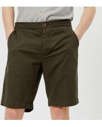 Oliver Spencer - Men's Drawstring Shorts - Lyst