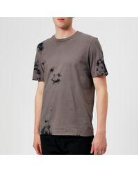 Helmut Lang - Dart Back T-shirt - Lyst