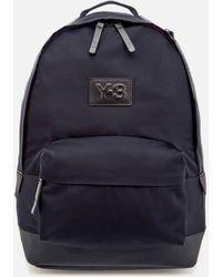 Y-3 - Y3 Tech Lite Backpack - Lyst