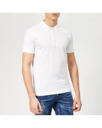DSquared² - Classic Fit Polo Shirt - Lyst