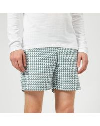 Orlebar Brown - Men's Bulldog Aruba Swim Shorts - Lyst