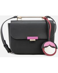 Furla - Elisir Mini Cross Body Bag - Lyst