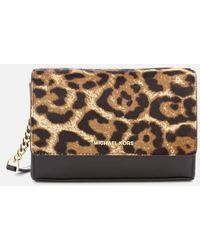 MICHAEL Michael Kors - Women's Ruby Medium Clutch Bag - Lyst