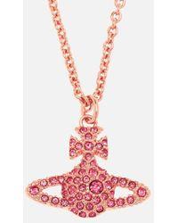 Vivienne Westwood - Women's Grace Br Pendant Necklace - Lyst