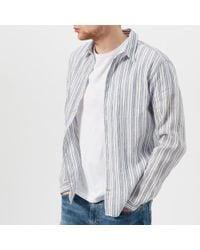 Oliver Spencer - Men's New York Special Shirt - Lyst