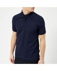 Lacoste - Short Sleeve Paris Polo Shirt - Lyst