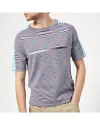 Missoni - Men's Raglan Sleeve Tshirt - Lyst