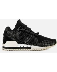 a1fd978dc Y-3 Harigane Primeknit Trainers in Black for Men - Lyst