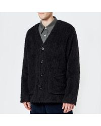 Our Legacy - Men's Mohair Cardigan - Lyst