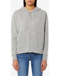 Polo Ralph Lauren - Women's Hooded Sweatshirt - Lyst