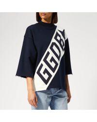 Golden Goose Deluxe Brand - Sarin Sweatshirt - Lyst