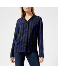 KENZO Medium Stripes Pyjama Top