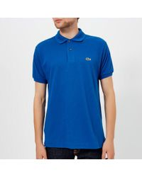Lacoste - Men's Classic Fit Polo Shirt - Lyst