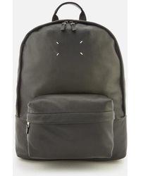 Maison Margiela - Men's Leather Backpack - Lyst