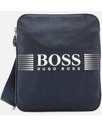 BOSS Green - Men's Pixel Small Bag - Lyst