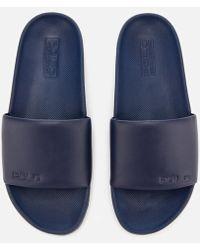 Polo Ralph Lauren - Men's Cayson Slide Sandals - Lyst