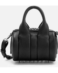 Alexander Wang - Women's Baby Rockie Soft Pebble Leather Cross Body Bag - Lyst