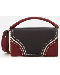 Diane von Furstenberg - Women's Bonne Soiree Cut Out Bag - Lyst