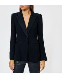Diane von Furstenberg - Women's Tailored Blazer - Lyst
