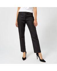 PS by Paul Smith - Women's Spot Trousers - Lyst