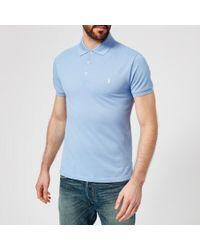 Polo Ralph Lauren - Men's Stretch Mesh Polo Shirt - Lyst