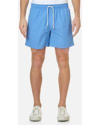 Polo Ralph Lauren - Men's Traveler Swim Shorts - Lyst