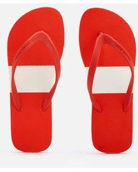 Orlebar Brown - Men's Haston Flip Flops - Lyst