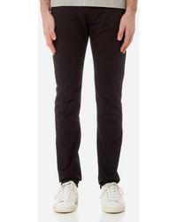 Emporio Armani - Men's J06 5 Pocket Slim Jeans - Lyst